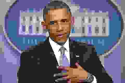 Tổng thống Obama chia buồn sâu sắc với nhân dân Cuba