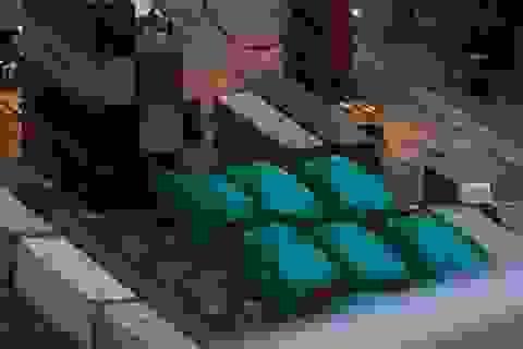 Báo Trung Quốc lớn tiếng đòi nung chảy xe bọc thép Singapore