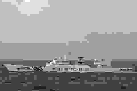 Tuần duyên Trung Quốc lần đầu cứu ngư dân Philippines ở Biển Đông sau 4 năm