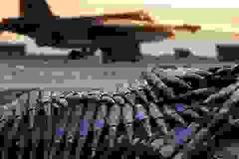 Nga triển khai hơn 700.000 tấn thiết bị quân sự tới Syria