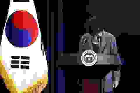 Tổng thống Hàn Quốc xin lỗi toàn dân sau khi quốc hội quyết định luận tội