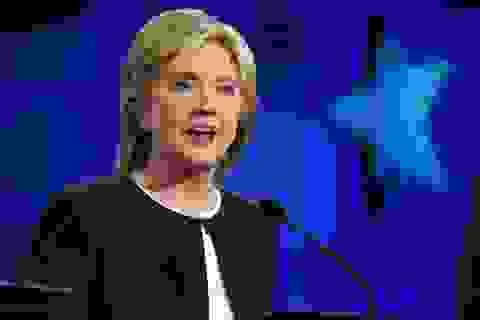 Bà Clinton vượt kỷ lục phiếu phổ thông của mọi ứng viên tổng thống da trắng?