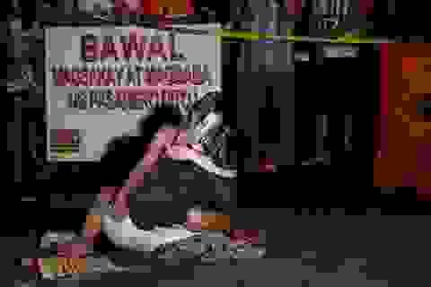 Gần 6.000 người chết trong cuộc chiến chống ma túy tại Philippines
