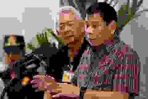 Philippines đề nghị Mỹ viện trợ vô điều kiện