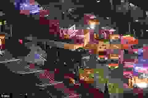 Xuất hiện video ghi khoảnh khắc xe tải lao vào chợ Giáng sinh ở Đức