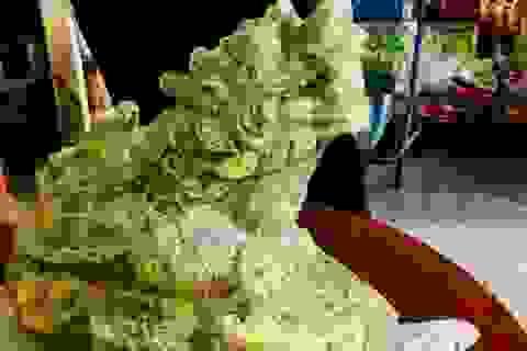 Phát hiện cổ vật quý nặng 20kg trong khu phế tích chùa cổ