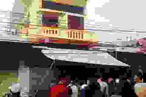 Sơn sửa nhà ăn tết , 3 người bị thương vong do điện giật