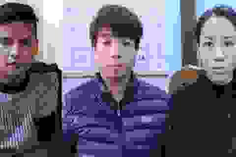 Trùm ma túy đất Cảng cùng đồng bọn người Trung Quốc bị bắt
