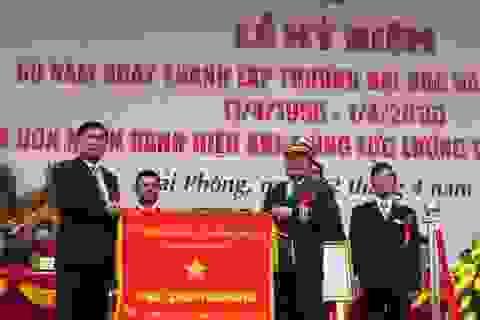 Trường ĐH Hàng hải Việt Nam đón nhận danh hiệu Anh hùng lực lượng vũ trang nhân dân