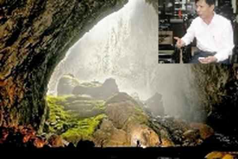 """""""Quảng Bình có một """"mỏ vàng"""" hang động để phát triển du lịch"""""""