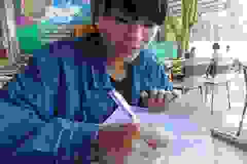 Nữ sinh Bùi Kiều Nhi viết thư cảm ơn Bộ trưởng Bộ Công an
