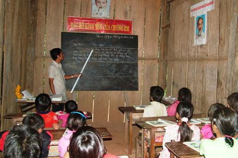 Quảng Bình: Hỗ trợ trên 200 tấn gạo cho hơn 4,5 nghìn học sinh nghèo