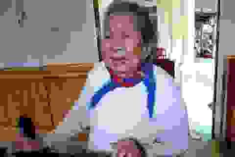 28 năm, mẹ già ngày nào cũng ngóng về biển cả