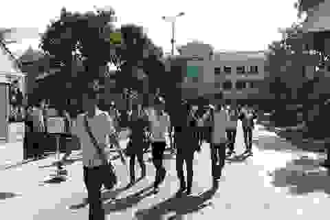 Quảng Bình: Các sĩ tử nhận định đề thi tuyển sinh vào lớp 10 không quá khó