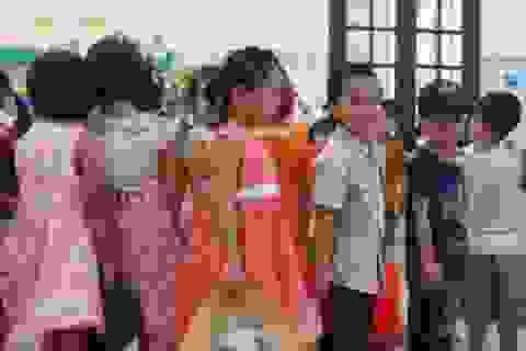TPHCM: Trẻ mầm non học hè 2 tháng
