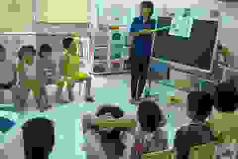 Rối bời độ tuổi trẻ học ngoại ngữ