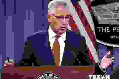 AFP: Bộ trưởng Quốc phòng Mỹ hoãn thăm Việt Nam và Myanmar