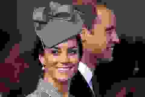 Vợ chồng hoàng tử William sắp thăm New York