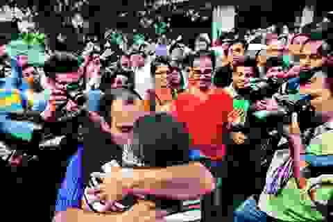 """Ấn Độ bùng nổ phong trào biểu tình đòi """"Quyền được hôn"""""""