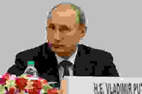 """Ông Putin được vinh danh """"Nhân vật của năm"""" 15 năm liên tiếp"""