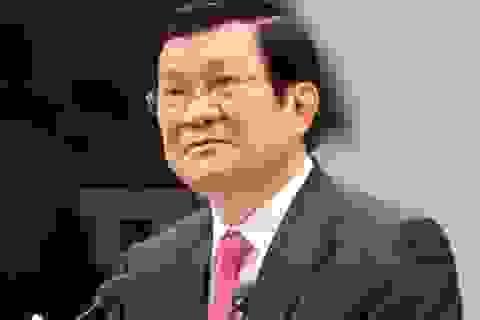 Chủ tịch nước thăm cấp Nhà nước Vương quốc Campuchia