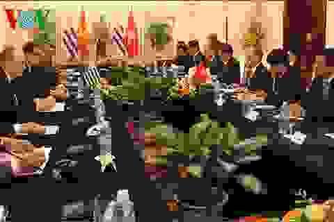 Quốc hội Việt Nam và Uruguay tăng cường hợp tác