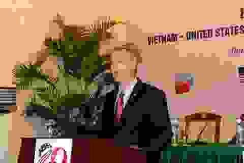 """Đại sứ Mỹ: 20 năm qua là nền tảng cho quan hệ Việt-Mỹ """"cất cánh"""""""