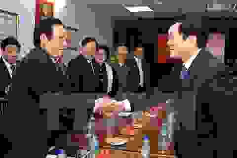Chủ tịch nước thăm Hội Cựu Thanh niên xung phong Việt Nam
