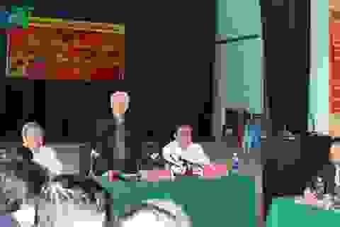 Tổng Bí thư Nguyễn Phú Trọng làm việc với Ủy ban Kiểm tra Trung ương