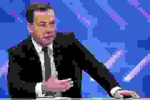 Thủ tướng Nga Dmitry Medvedev sắp sang thăm Việt Nam