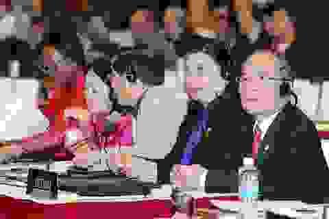 Phó Chủ tịch Quốc hội: Tôn trọng luật pháp quốc tế là nền tảng của hòa bình