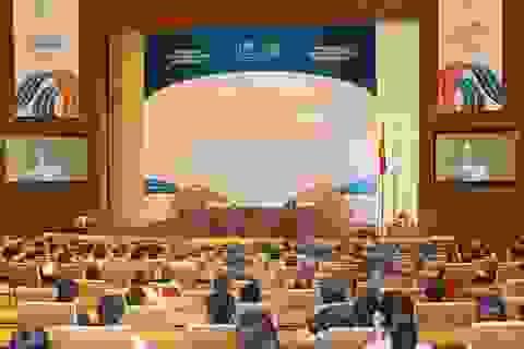 Đại hội đồng IPU sẽ lần đầu tiên thông qua nghị quyết về nước