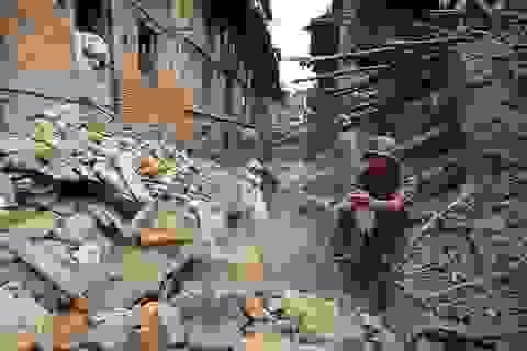 Hai người Việt từ Nepal về nước an toàn sau động đất