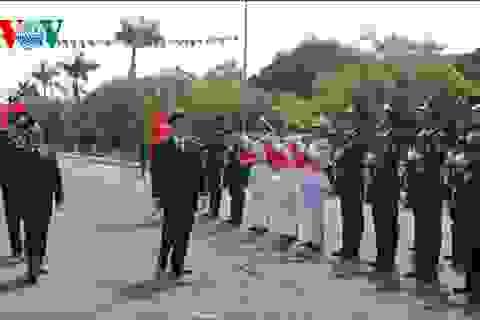 Chủ tịch nước dự kỷ niệm 70 năm thành lập trường Sĩ quan Lục quân 1