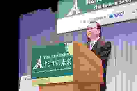 Việt Nam nêu vấn đề Biển Đông tại Hội nghị Tương lai châu Á