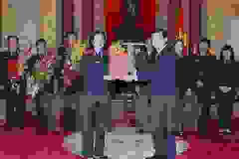 Chủ tịch nước bổ nhiệm Kiểm sát viên Viện Kiểm sát Nhân dân Tối cao