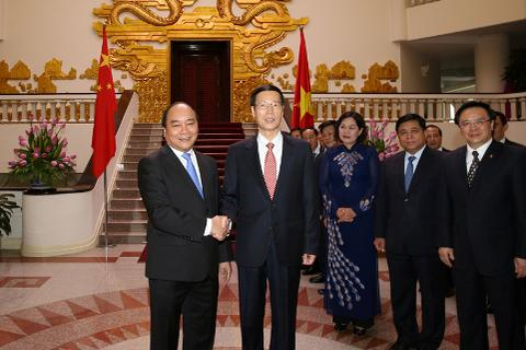 Việt-Trung nhất trí kiểm soát tốt bất đồng trên biển