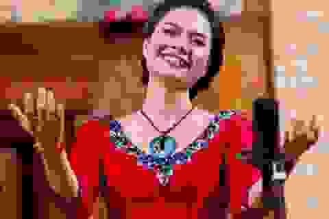 Giải nhất Sao Mai đưa chầu văn vào bài thi tốt nghiệp