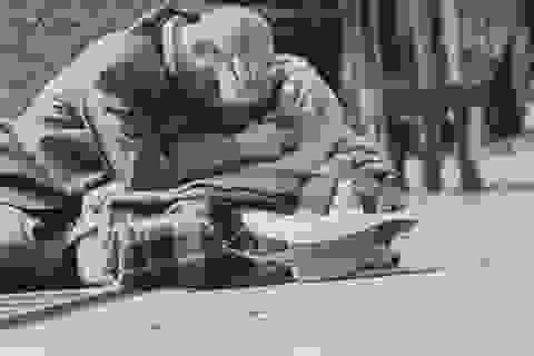 Điều gì sẽ xảy ra khi đưa máy ảnh cho… người vô gia cư?