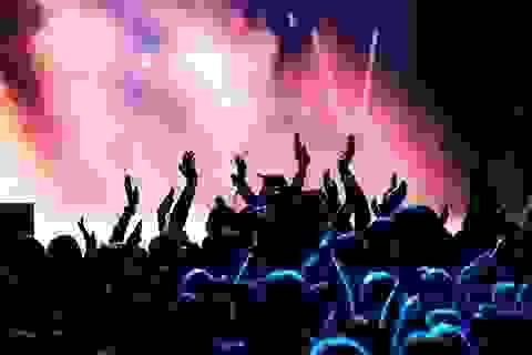 Khán giả thiệt mạng vì bị nghẹt thở tại sự kiện âm nhạc