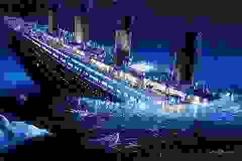 """Ảnh hiếm về """"thủ phạm"""" gây ra vụ chìm tàu Titanic"""