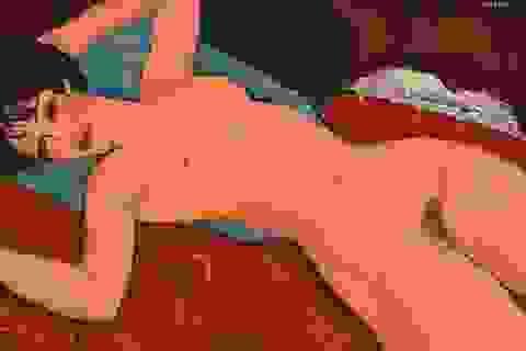 """Bức họa """"Khỏa thân nằm tựa"""" được bán với giá """"sốc"""" 4.000 tỷ đồng"""