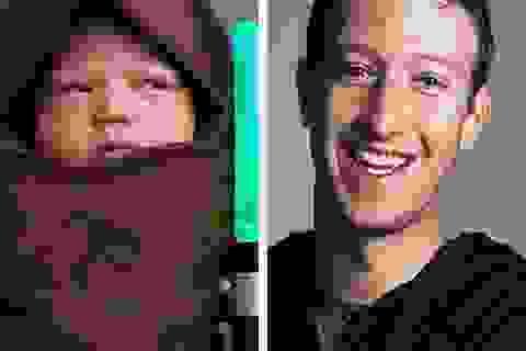 """Cơn cuồng Star Wars"" của ông chủ Facebook gây sốt"