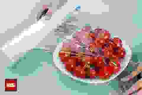 Tránh xa ung thư khi sử dụng màng bọc thực phẩm đúng cách