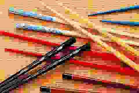 Văn hóa dùng đũa ở các quốc gia Châu Á khác nhau như thế nào?