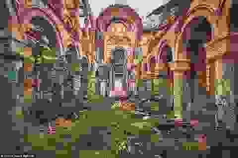 Vẻ đẹp ma mị của những nhà thờ hoang phế