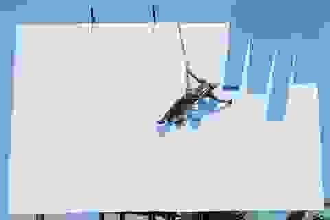 Sức sáng tạo không ngờ ở những tấm biển quảng cáo
