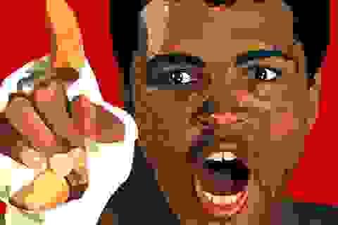 Muhammad Ali, tạm biệt một biểu tượng hòa bình!