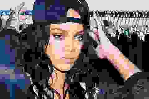 Rihanna đang làm gì khi xảy ra khủng bố ở Nice?