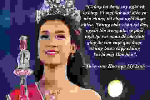 Phát ngôn của các tân Hoa hậu, Á hậu gây chú ý nhất tuần